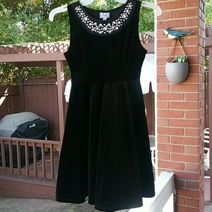 Black Disney Dress Girl's Size 7/8